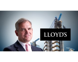 "Carnegie-Brown: ""Absolutely confident"" Lloyd's underwriting room will be here in 2030"