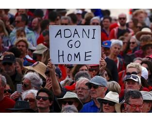 India's Adani wins green light for long awaited Australian coal mine - Reuters