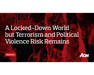 2021 Risk Maps: A locked-down world but terrorism and political violence risk remains