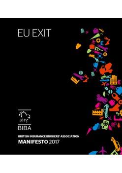 BIBA - BIBA Manifesto 2017 EU Exit