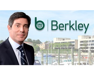 Insurance market is 'clearly in the throes of firming': Rob Berkley