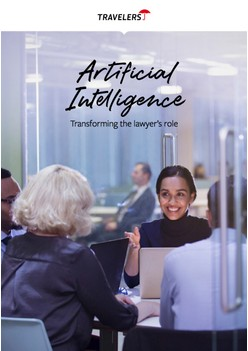 Artificial Intelligence - Transforming the lawyer's role