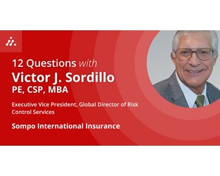 12 Questions with Victor J. Sordillo, EVP, Global Director of Risk Control Services at Sompo International Insurance - Archipelago
