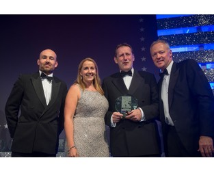 Insurance Insider Awards - AIG wins Cuthbert Heath award